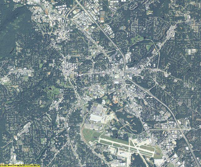 Cobb County, Georgia aerial photography