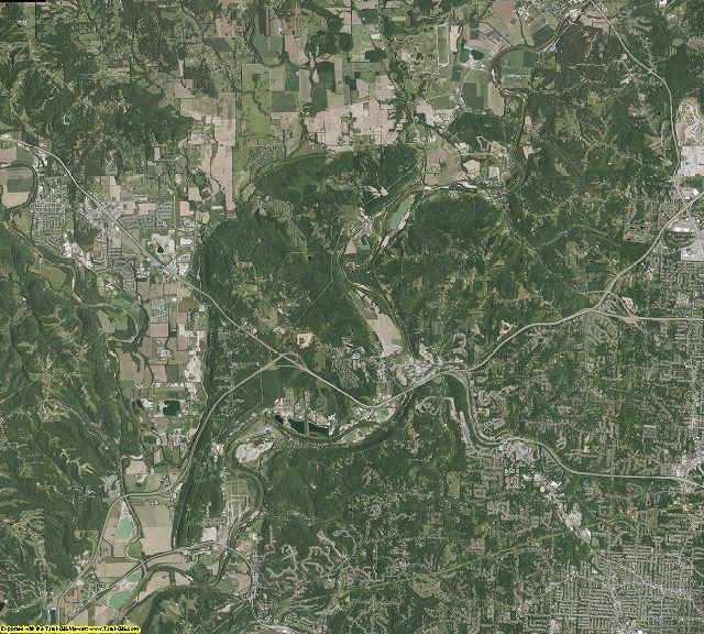 Hamilton County, Ohio aerial photography