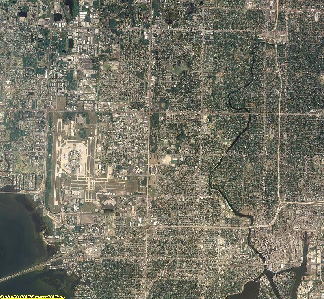 Florida aerial photography