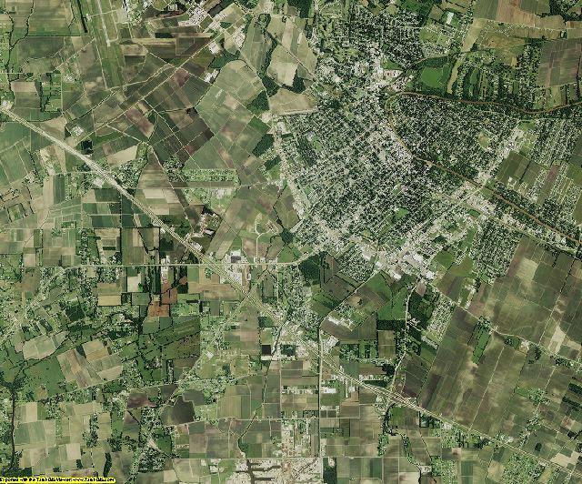 Louisiana aerial photography