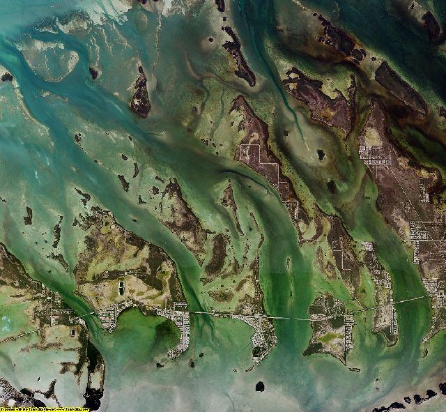 Monroe County, Florida aerial photography