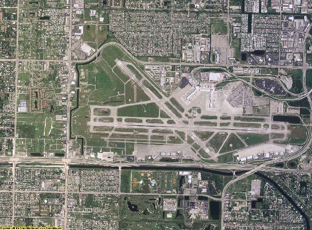 Palm Beach County, Florida aerial photography