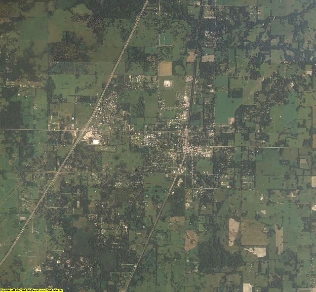Sumter County, Florida aerial photography