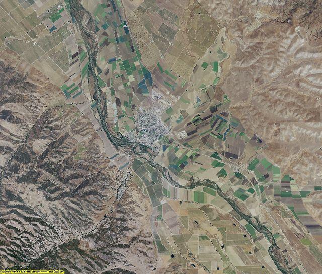 Monterey County, California aerial photography