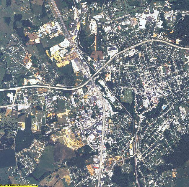 Pulaski County, Kentucky aerial photography