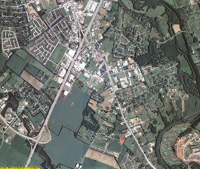 Kentucky aerial photography