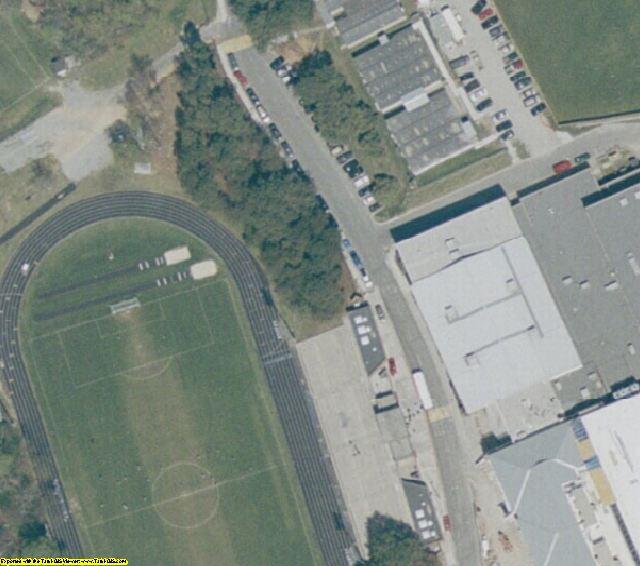 Atlanta, GA aerial photography