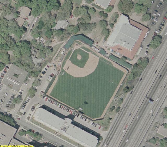 Austin, TX aerial photography