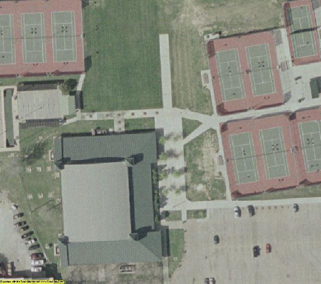 Baton Rouge, LA aerial photography