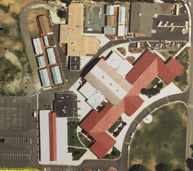 Carson City, NV aerial photography