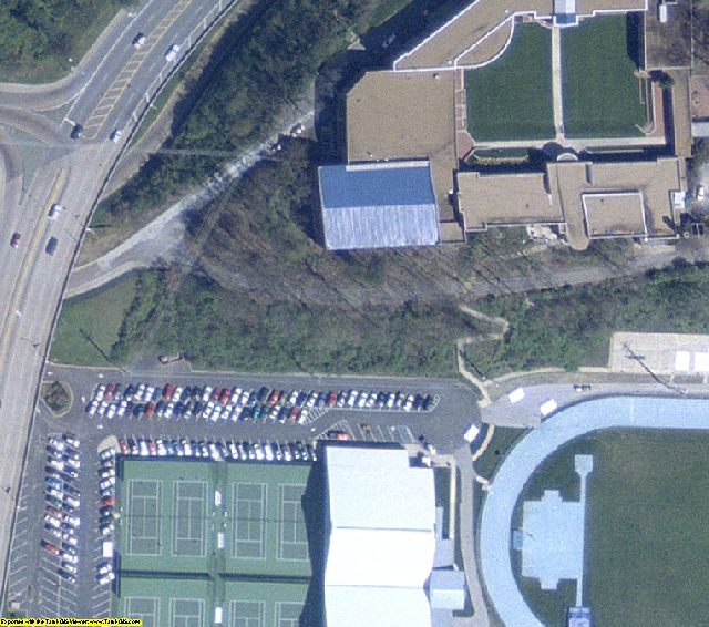Chattanooga, TN aerial photography
