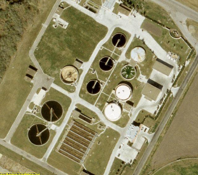 Corpus Christi, TX aerial photography