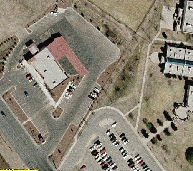 El Paso, TX aerial photography