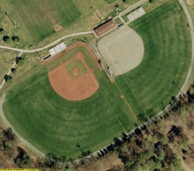 Greensboro, NC aerial photography