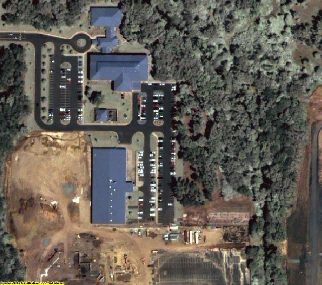 Little Rock, AR aerial photography