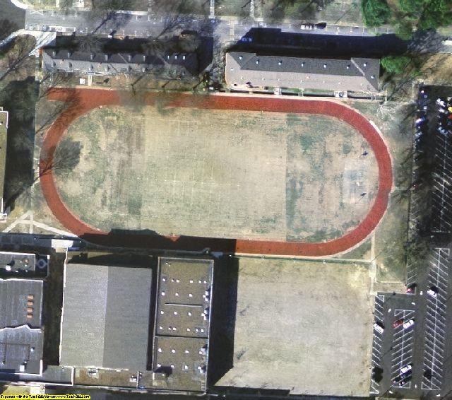 Memphis, TN aerial photography