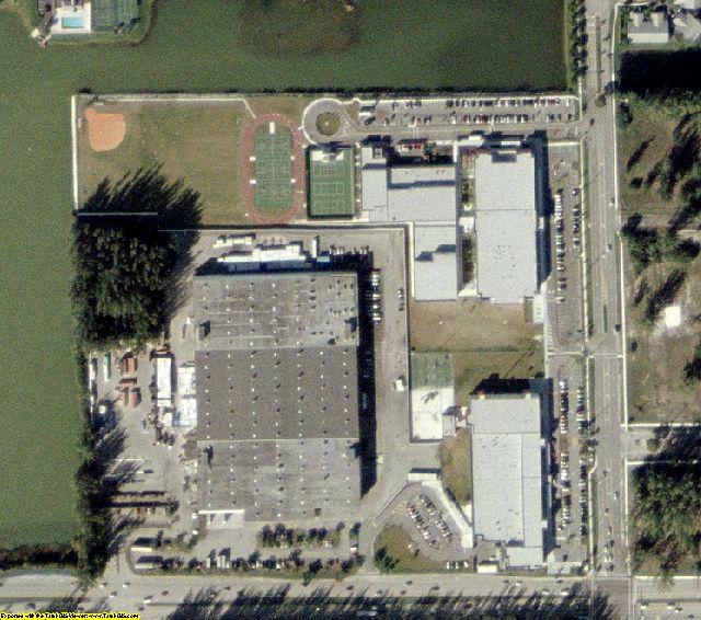 Miami, FL aerial photography