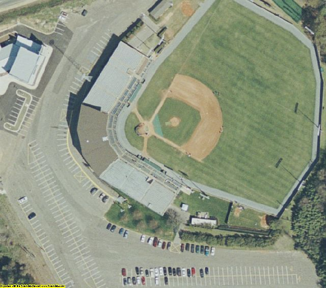 Montgomery, AL aerial photography