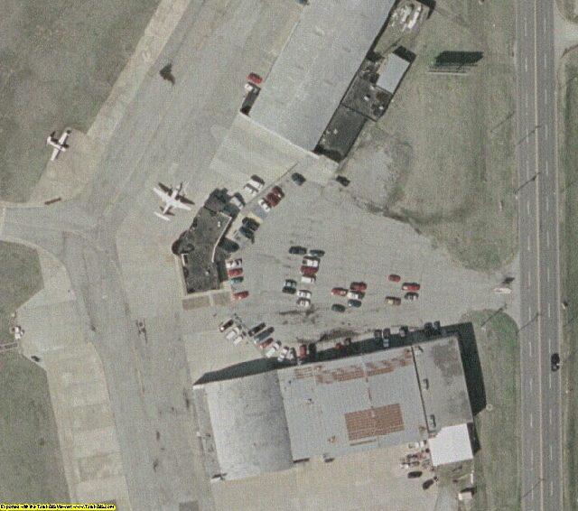 Oklahoma City, OK aerial photography