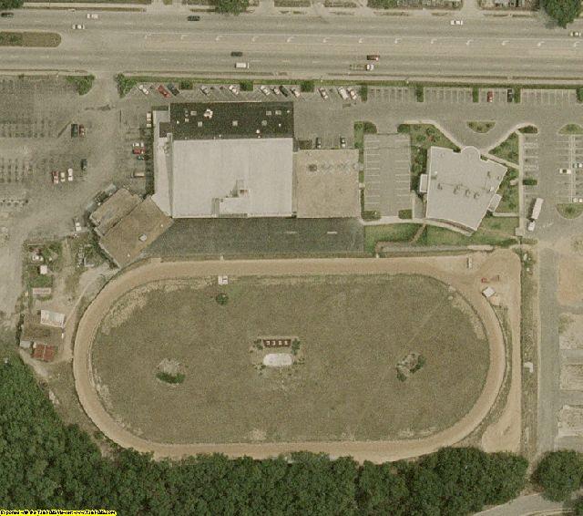 Orlando, FL aerial photography
