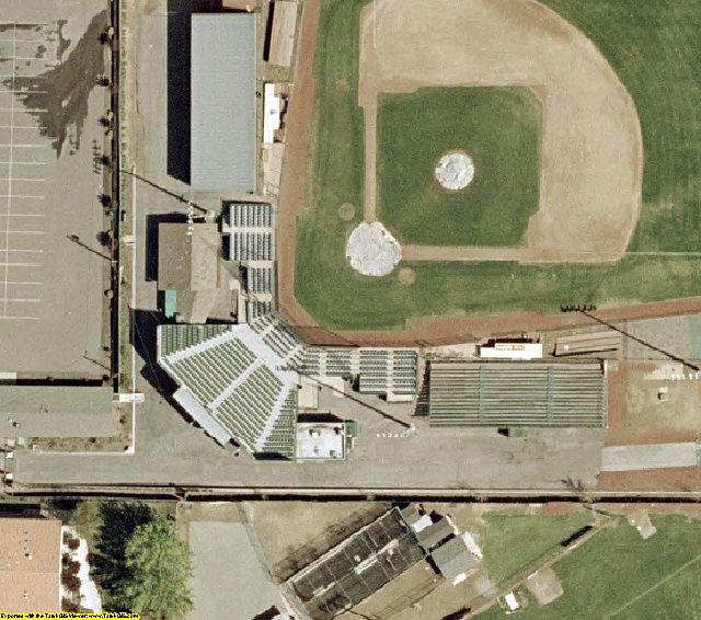 Reno, NV aerial photography