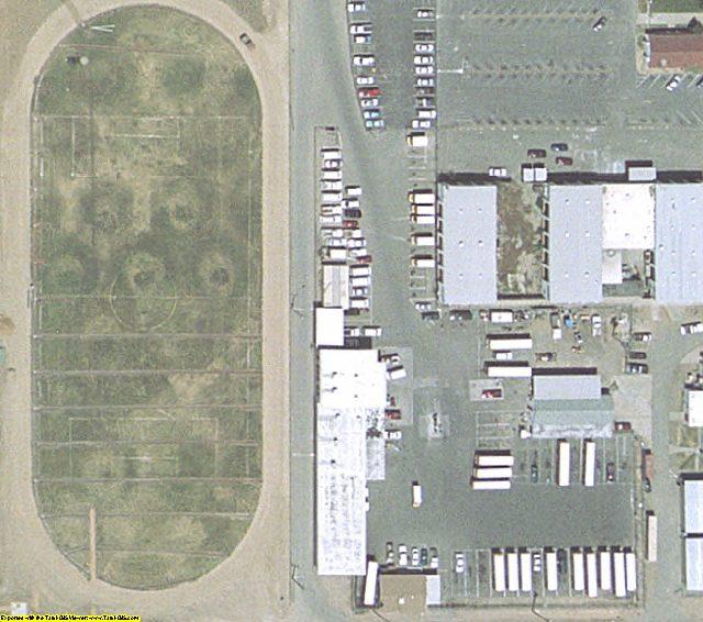 Sacramento, CA aerial photography