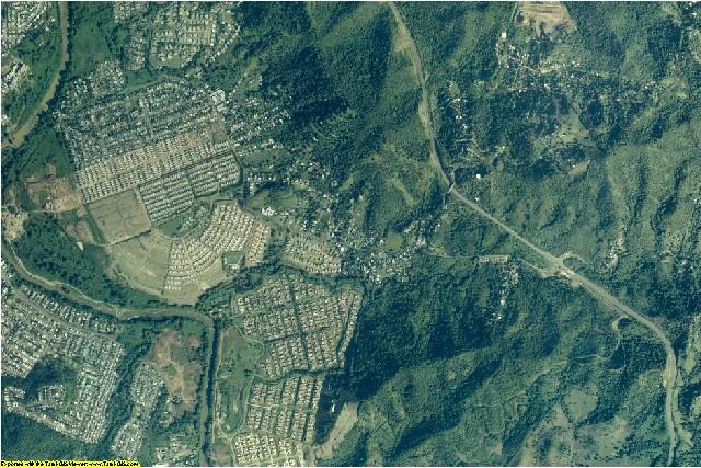 San Juan, PR aerial photography