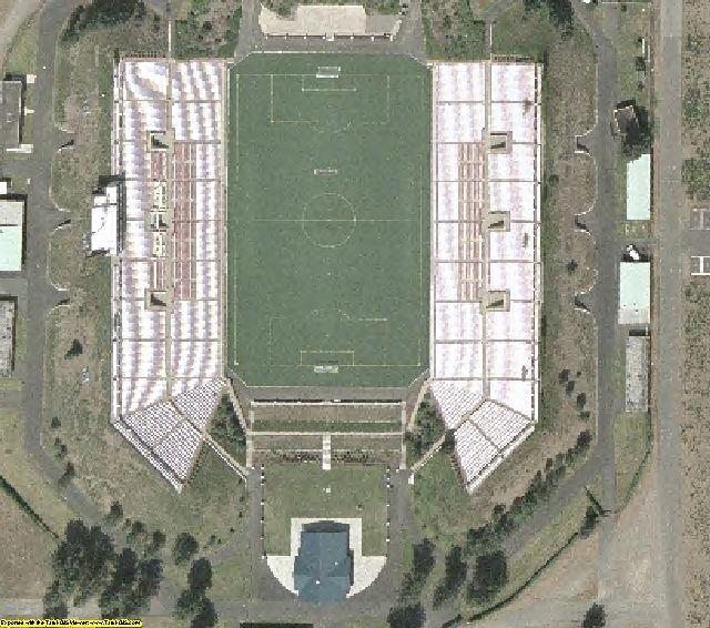 Spokane, WA aerial photography