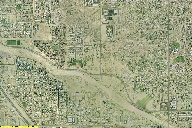 Tucson, AZ aerial photography