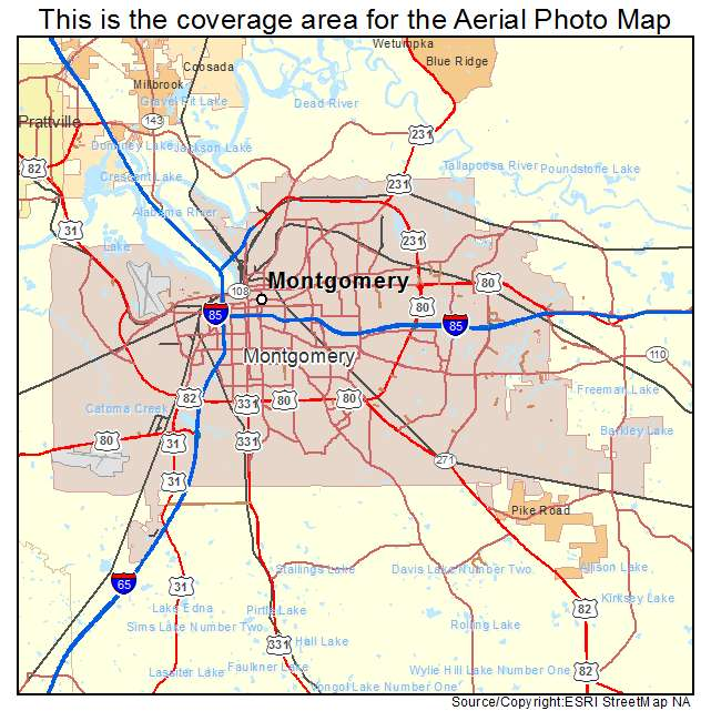 Related Keywords Amp Suggestions For Montgomery Alabama Map