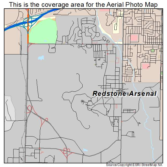 Map Of Redstone Arsenal Huntsville Al Pictures To Pin On