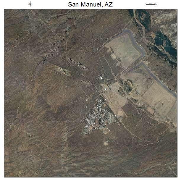 San Manuel, AZ Arizona Aerial Photography Map 2015 on wickenburg map, payson map, kearny az map, marana map, tempe map, maricopa map, tonto basin map, prescott map, vicksburg map, scottsdale map, buckeye map, nogales map, florence map, sahuarita map, flagstaff map, casa grande map, sierra vista map, navajo map, jerome map, apache junction map,