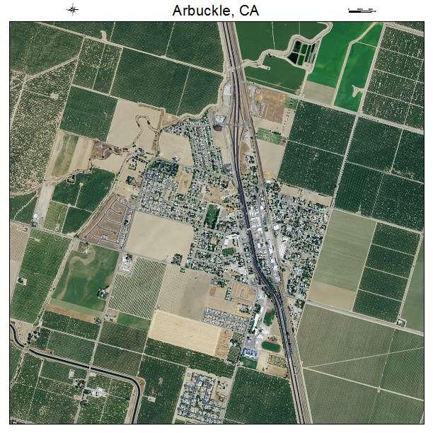 Arbuckle, California wwwlandsatcomtownaerialmapcaliforniaarbuckl