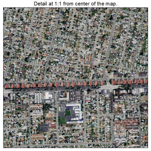 Baldwin Park Baldwin Park: Aerial Photography Map Of Baldwin Park, CA California