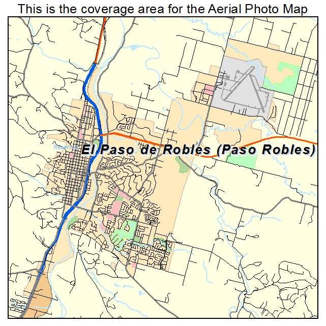 paso robles 28 images map of la quinta inn suites paso