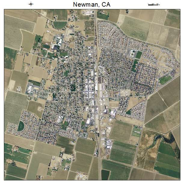 Newman California Map.Aerial Photography Map Of Newman Ca California
