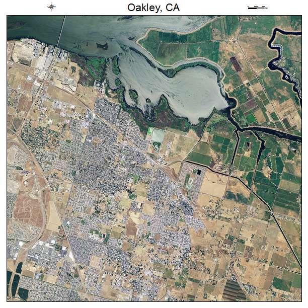oakley address california