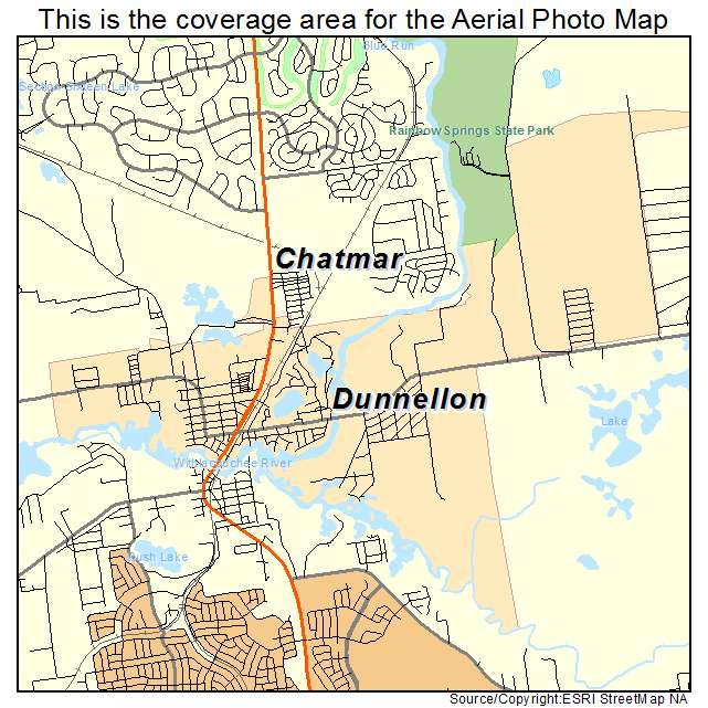 Dunnellon Fl Map Aerial Photography Map of Dunnellon, FL Florida Dunnellon Fl Map