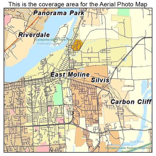 east moline zip code