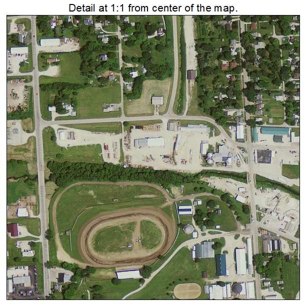 West Union Iowa >> West Union Ia Iowa Aerial Photography Map 2015