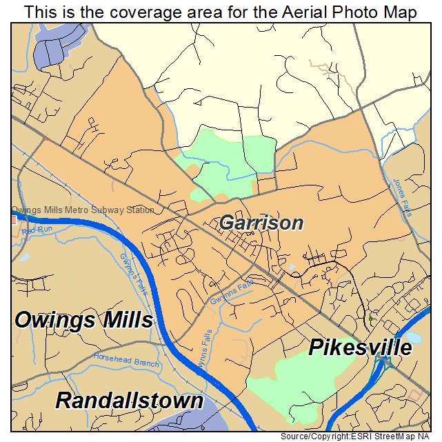 new jersey area code map with Garrison Maryland Aerial Photography Map on Delaware Map additionally Map Of New Jersey With Cities And Towns likewise Towing Equipment Hauling Coverage Map also Toronto Area Codes likewise Pine Brook.