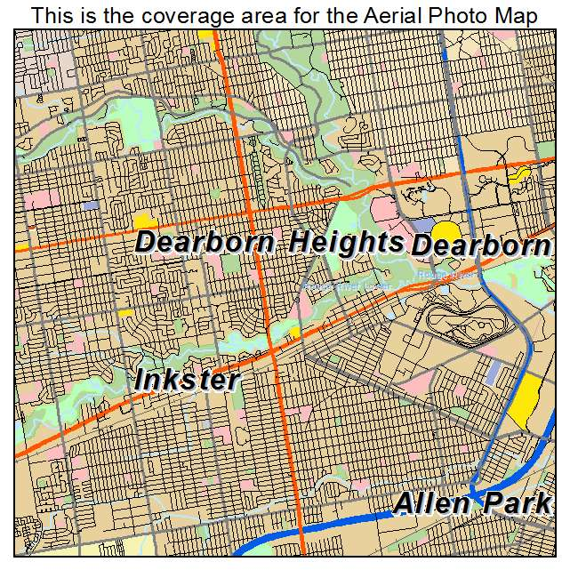 Dearborn Heights Mi