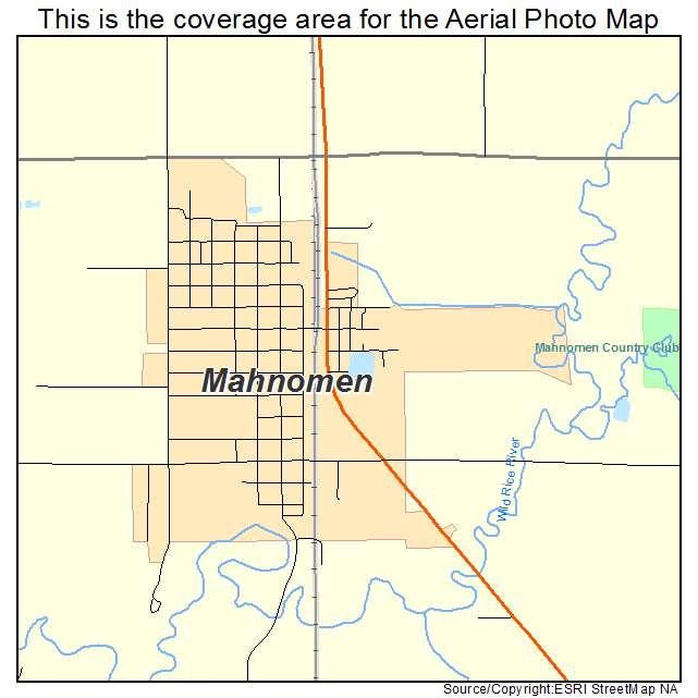 Mahnomen Minnesota