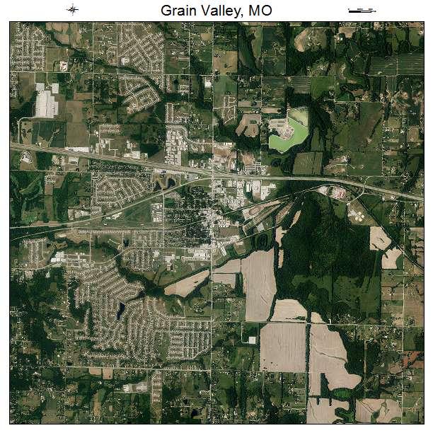 Gay grain missouri valley
