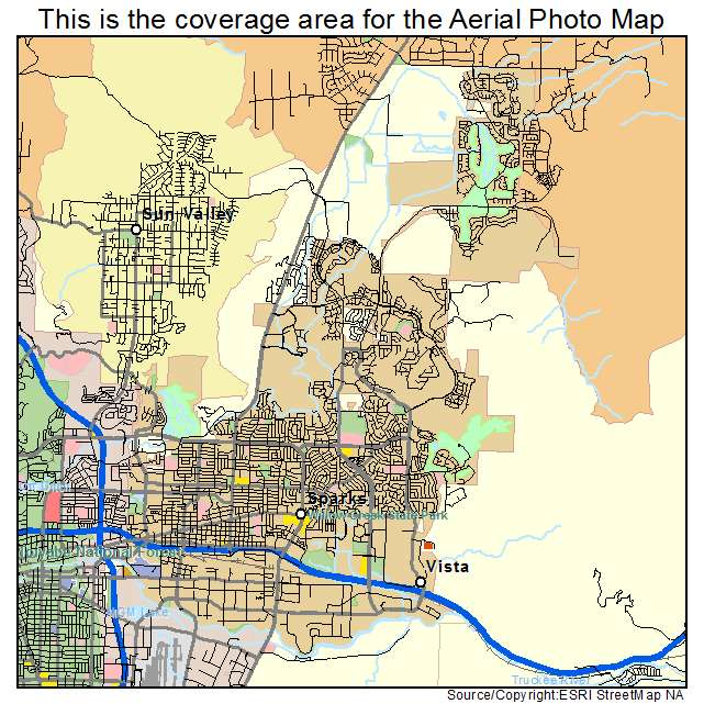 Aerial Photography Map of Sparks, NV Nevada on map of white pine county nevada, map of summerlin nevada, map of crescent valley nevada, map of winnemucca nevada, map of rocklin nevada, map of moapa nevada, map of stateline nevada, map of washoe county nevada, zip code map of nevada, map of henderson nevada, map of mt charleston nevada, map of east las vegas nevada, map of lyon county nevada, map of nevada mountain ranges, map of cold springs nevada, map of wells nevada, map of wadsworth nevada, map of washoe valley nevada, map of glenbrook nevada, map of nevada gerlach,
