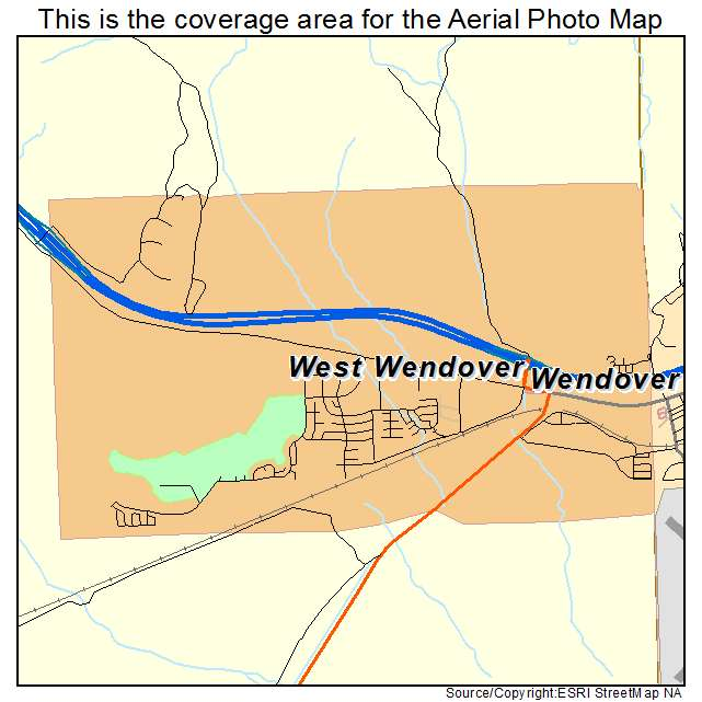 Wendover Nevada Map