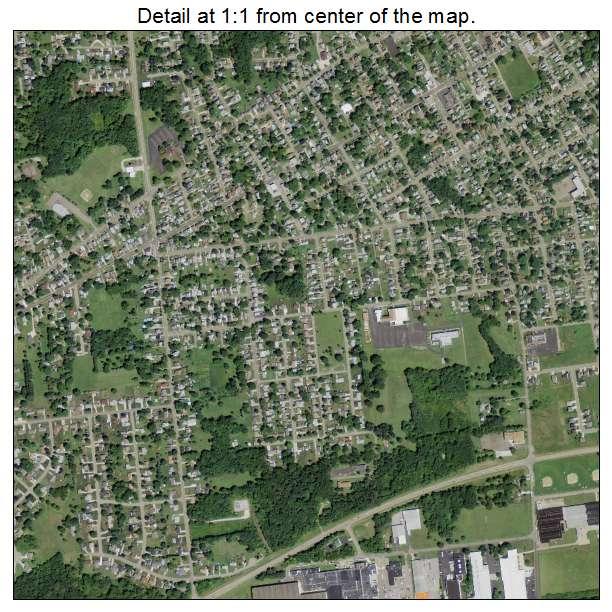 Massillon Ohio Map Bnhspine Com
