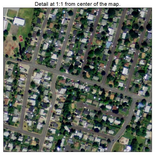 Aumsville Oregon Map Aumsville Oregon Aerial