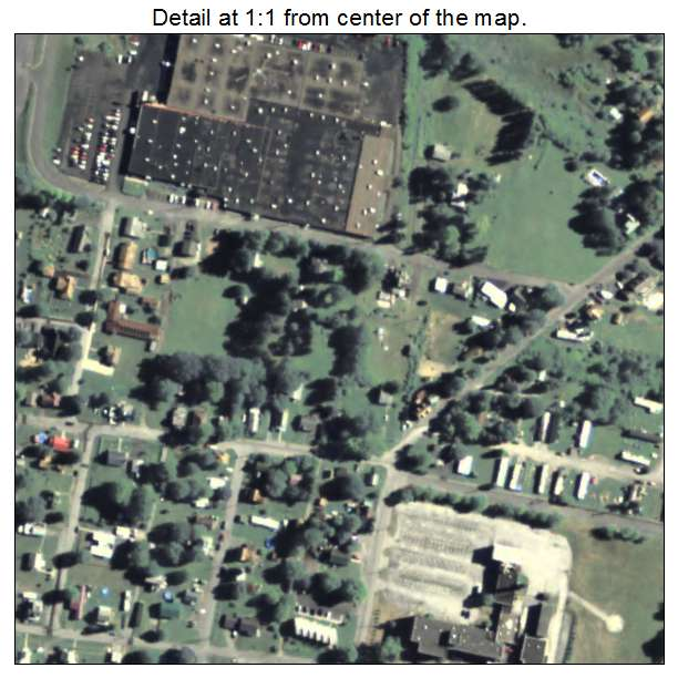 Maps Of Philipsburg: Aerial Photography Map Of North Philipsburg, PA Pennsylvania