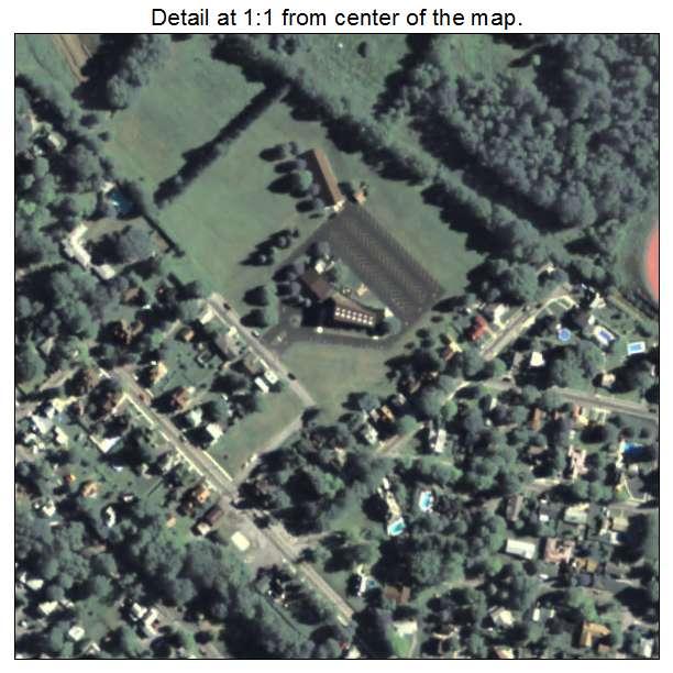 Maps Of Philipsburg: Aerial Photography Map Of Philipsburg, PA Pennsylvania